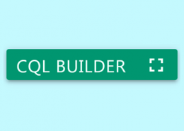 CQL builder for corpus quieries