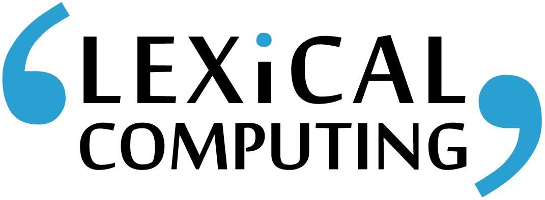 Lexical Computing logo