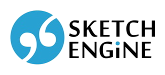 Sketch Engine logo