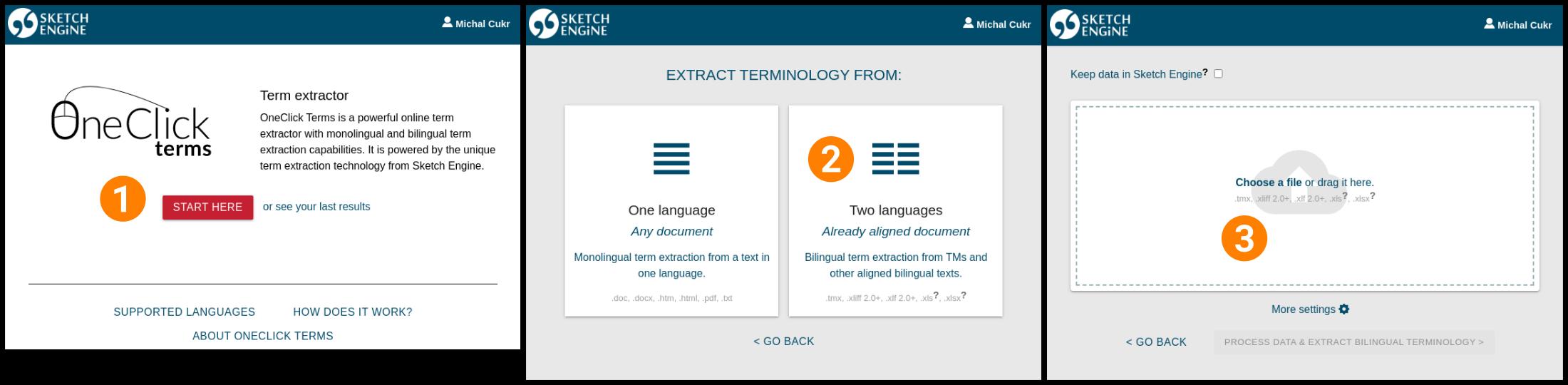 Billingual Term Extraction