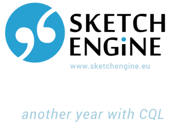 Sketch Engine calendar 2018