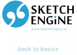 Sketch Engine calendar 2019