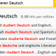 Concordance from deSkELL – Sketch Engine tool for learning German.