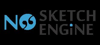 NoSketch Engine logo